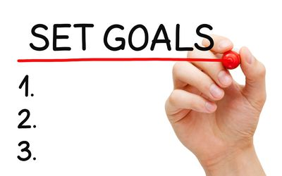 how to get organized set goals