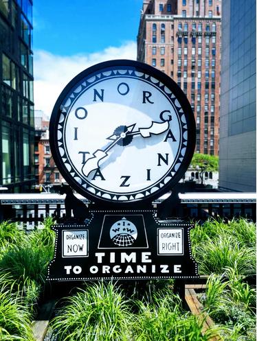 organize clock